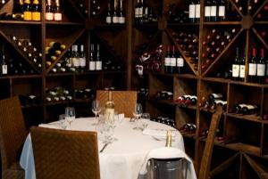Wine Cellar at Club Seabourne