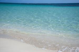 Crystal clear waters of Culebra