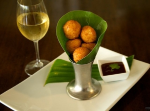 Guava Restaurant, Club Seabourne Appetizer