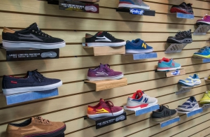 Costazul Surf & Skate footwear selection