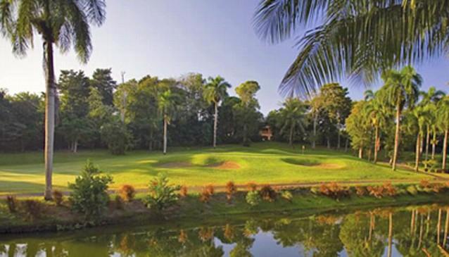Dorado Beach East Golf Course In Puerto