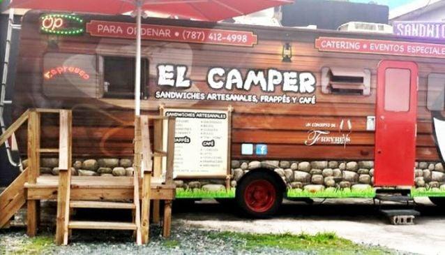 El Camper Food Truck
