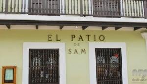 El Patio de Sam