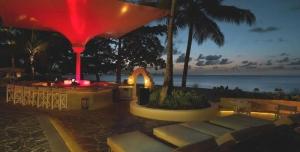 Oceanfront Bar El San Juan Hotel, Isla Verde, PR