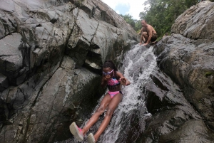 El Yunque Rainforest: Hike and Waterslide Adventure