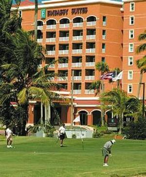 Embassy Suites Dorado Golf