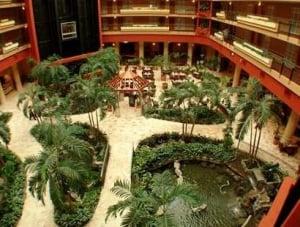 Atrium Embassy Suites San Juan