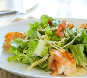 Latin infused salad