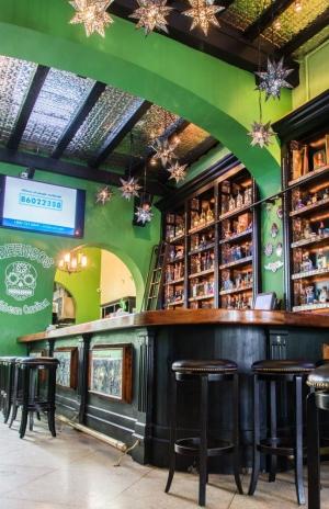 Greegos Bar Old San Juan