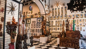 Haitian Gallery Art and Crafts