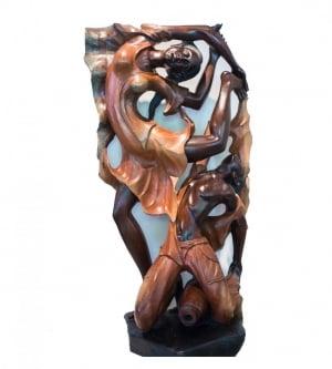 Haitian Gallery Dancers