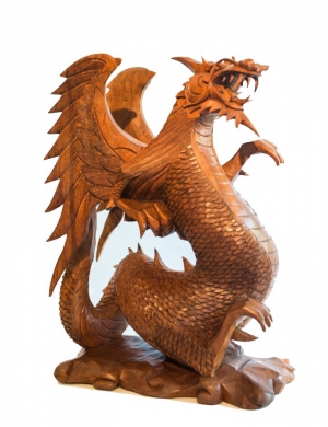 Haitian Gallery Dragon