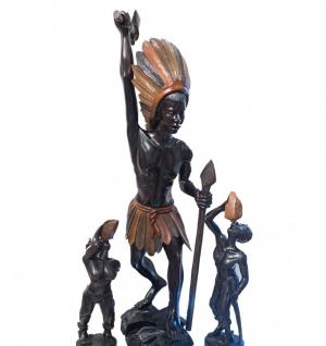 Haitian Gallery Indian