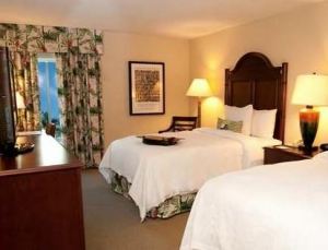 Double Room Hampton Inn & Suites, San Juan