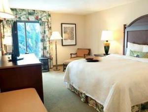 King Room Hampton Inn & Suites, Isla Verde