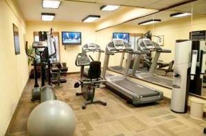 Fitness Room Hampton Inn & Suites, Puerto Rico