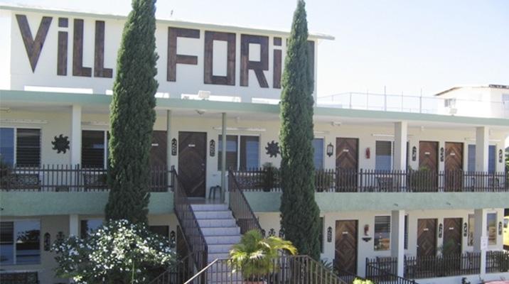 Hotel Villa Forín