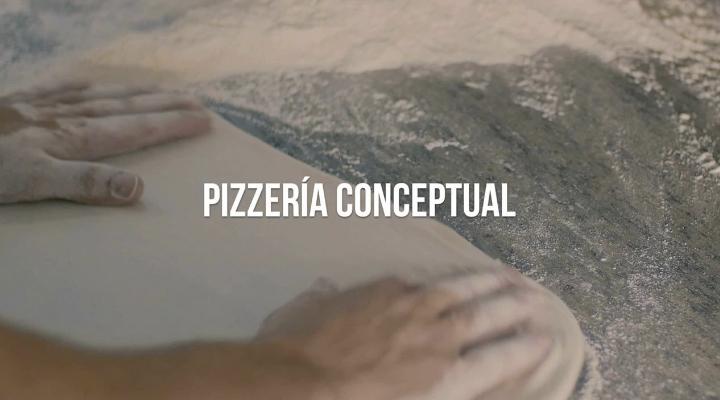 La Masa, Pizzería Conceptual