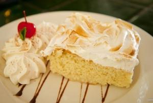 La Parrilla Four Milk Cake
