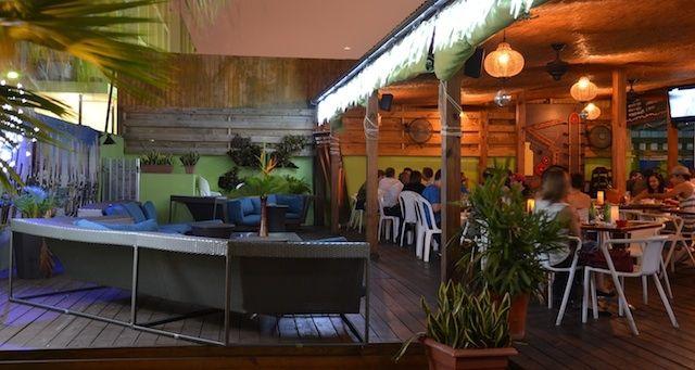 Ocean Park Cafe Puerto Rico