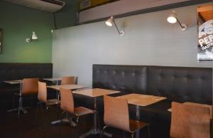 Mangos Cafe Sushi Menu