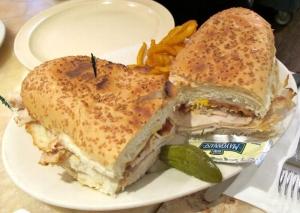 Mike's Sandwich
