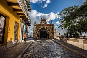 Old San Juan: Culture and Cuisine 3-Hour Walking Tour