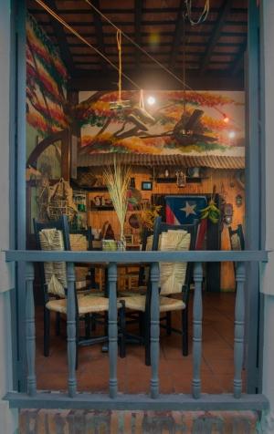 Palmas Restaurant Old San Juan
