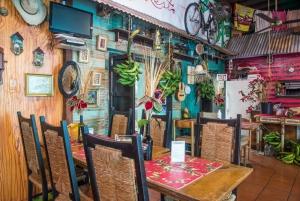 Palmas in Old San Juan Dining