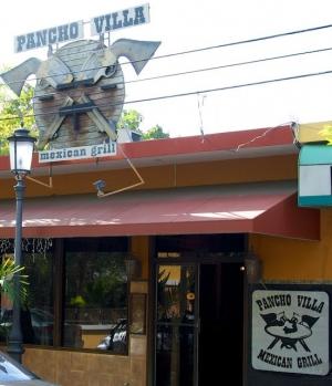 Pancho Villa in Rincón Plaza