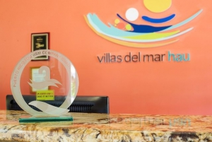 Villa Del Mar Hau Quality Award