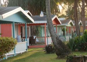 Cabanas at Montones Beach