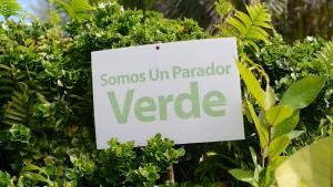 Villas Del Mar Hau is Green