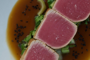 Pikayo's tasty looking tuna