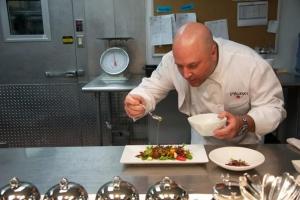 Chef Wilo Benet himself
