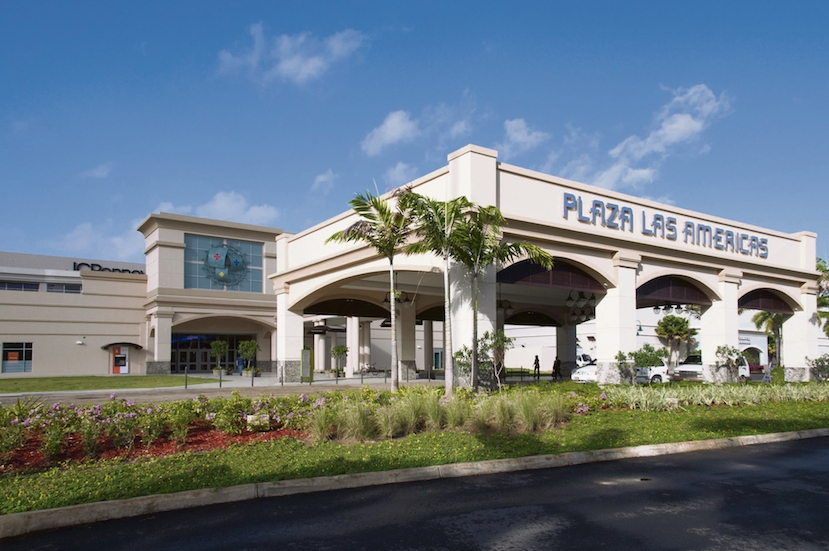 Plaza Las Américas has more than stores including the only Macy's in the Caribbean, the largest JCPenney in the chain, a , square-foot Sears and Sears Brand Central and a 40, square-foot Forever 21, among other stores.