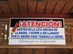 Sign-in Pollos Neco