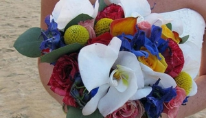 Puerto Rico Wedding Flowers