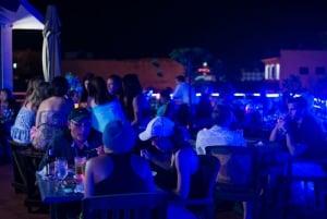 Fun evening at Punto de Vista