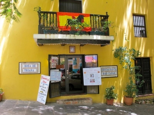 Rosa de Triana, Old San Juan