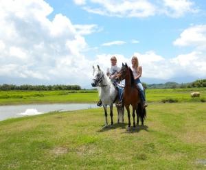 Tropical Horseback Trail