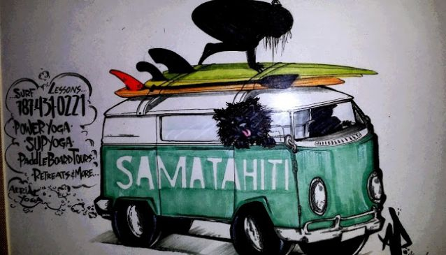 Samatahiti, A Yoga Place for Adrenaline Junkies