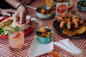 San Juan: Old San Juan Sunset Food Tour with Drinks