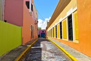 San Juan: Old San Juan Walking & Food Tasting Tour