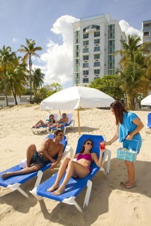 Water Beach Club Services