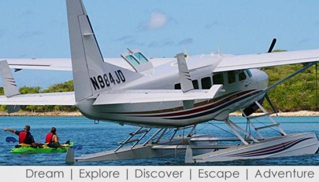 Seaplanes in Paradise