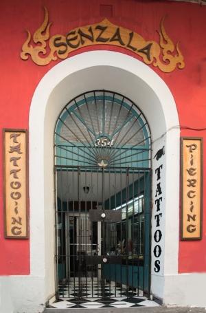 Senzala Old San Juan