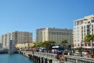 Old San Juan Pier