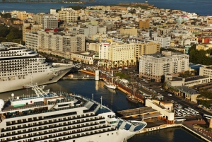 Cruise Ships at Sheraton Old San Juan