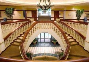 Sheraton Old San Juan Grand Staircase